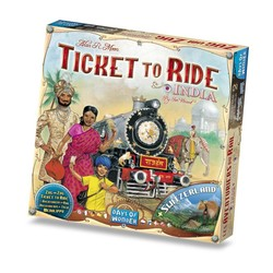 Ticket to Ride - India Map Collection 2