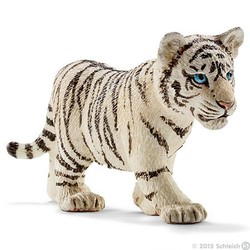 Tiger Cub, White