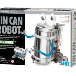 4M - Tin Can Robot