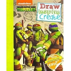 Teenage Mutant Ninja Turtles Draw, Inspire, Create
