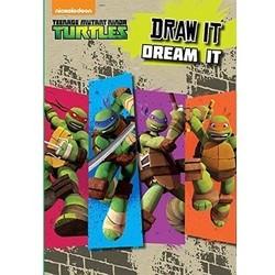 Teenage Mutant Ninja Turtles Dream It, Draw It