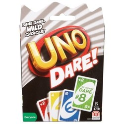 UNO Dare! Card Game
