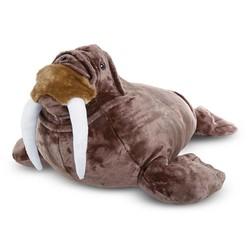 Walrus - Lifelike Animal Giant Plush