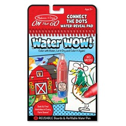 Water Wow! Connect the Dots - Farm