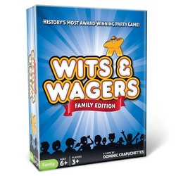 Wits & Wagers Family Edition
