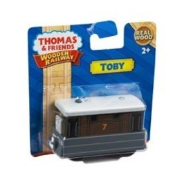 Thomas & Friends - Wooden Railway - Toby