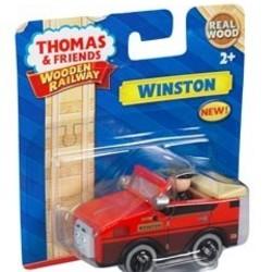Thomas & Friends - Wooden Railway - Winston