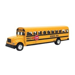 "7"" Diecast School Bus"