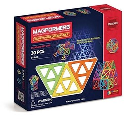Basic - Super Magformers 30 Piece Set