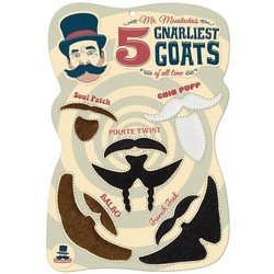 Mr. Moustachio's 5 Gnarliest Goats of All Time