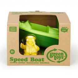 Sports Boat - Speed Boat - Green