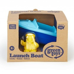 Sport Boat - Launch Boat - Blue