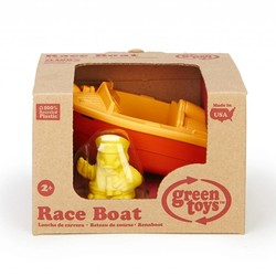 Sports Boat - Race Boat - Orange