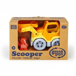 Scooper - Construction Truck