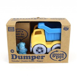 Dumper - Construction Truck Blue/Yellow