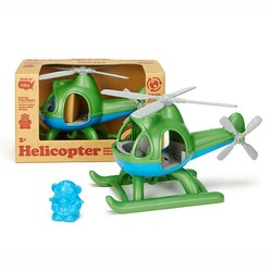 Helicopter - Green
