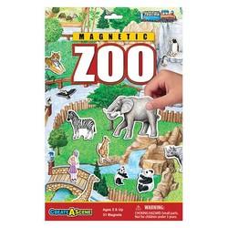 Create-A-Scene - Zoo