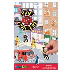 Create-A-Scene - Firefighters