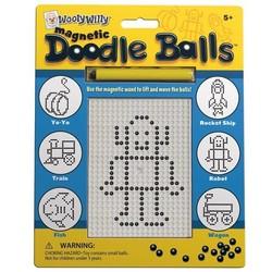 Magnetic Doodle Balls
