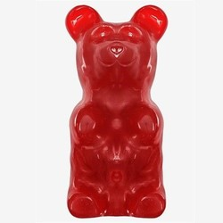 World's Largest Gummy Bear Assorted Flavors