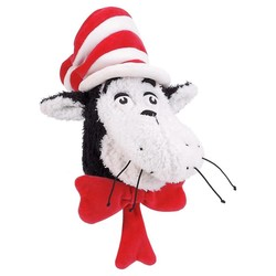 Dr. Seuss Cat in the Hat Hand Puppet