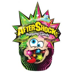 Aftershocks Popping Assorted Candy