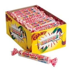 Smarties Roll - Giant