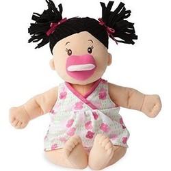 Baby Stella Brunette Doll