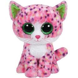 "Beanie Boos - Sophie Pink Cat Medium 13"""