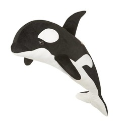 Orca - Lifelike Animal Giant Plush