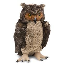 Owl - Lifelike Animal Giant Plush