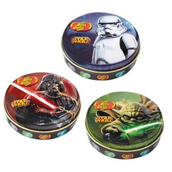 1 oz. Star Wars Tins with Galaxy  Mix Jelly Beans
