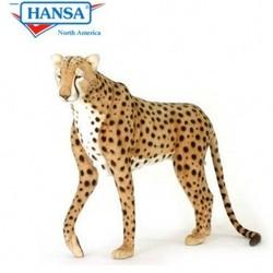"Hansa Cheetah Life Size 50"""