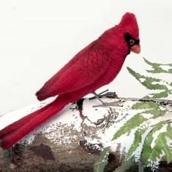 Red Cardinal Plush