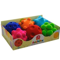 "4"" Standard Ball Assorted Styles"