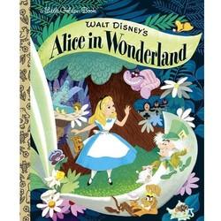 Alice In Wonderland - A Little Golden Book