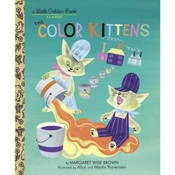 The Color Kittens - A Little Golden Book