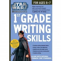 Star Wars Workbook: Grade 1 Writing
