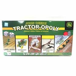 John Deere Tractor-opoly Game