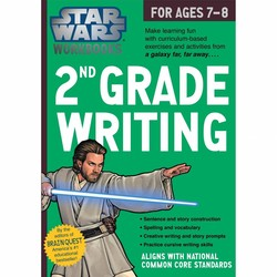 Star Wars Workbook: Grade 2 Writing