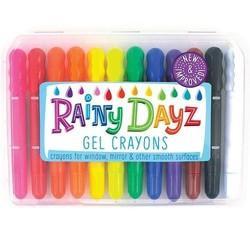Rainy Dayz Gel Crayons