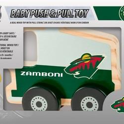 Minnesota Wild - Push & Pull Toy