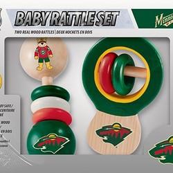Minnesota Wild - Rattles