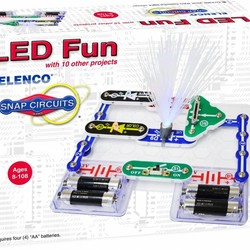 Snap Circuits LED Fun