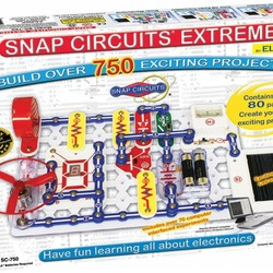 Snap Circuits Extreme 750-in-1 w/ computer interface