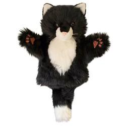 Black & White Cat Puppet