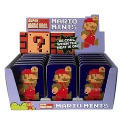 Nintendo Mario 8-Bit Mint Tin