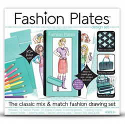 Fashion Plates Fashion Drawing Set