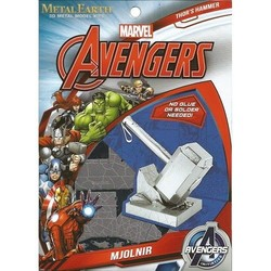 Metal Earth - Marvel Avengers - Mjolnir Thors Hammer