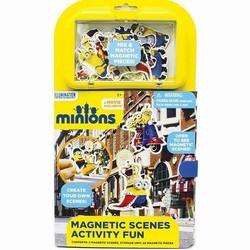 Minions Magnetic Activity Fun